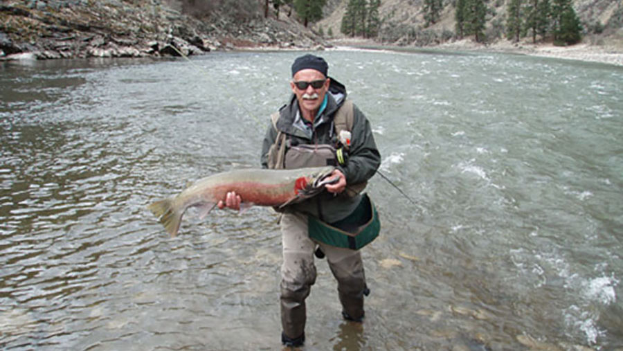 Colorado Trout Fishing Customers